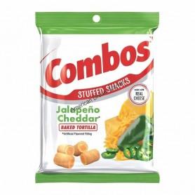 Combos jalapeño cheddar tortilla GM