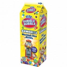 Dubble bubble gumballs machine refill box