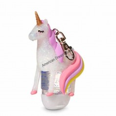 Support pour gel bff unicorn rose