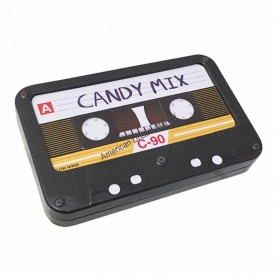 Cassette tape candy