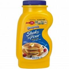 Bisquick shak'n pour buttermilk pancakes