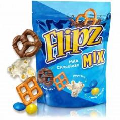 Flipz mix milk chocolate