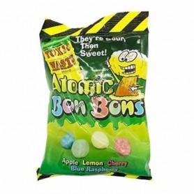 Toxic waste atomic bonbons