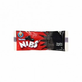 Twizzlers nibs licorice