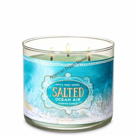 BBW bougie salted ocean air