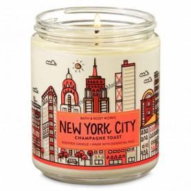 BBW bougie 1 mèche new york city