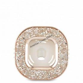 Scentportable glitter square vent clip