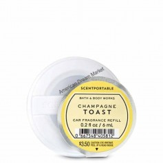 Scentportable recharge champagne toast