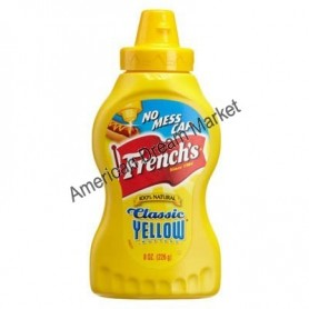 'FRENCH''S YELLOW MUSTARD / MOUTARDE JAUNE'