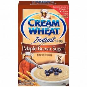 Cream of wheat instant maple brown sugar