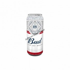 BUD BEER CAN