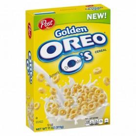 Golden oreo o's cereal