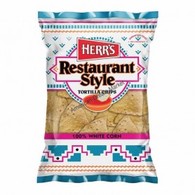 Herr's restaurant style tortilla chips