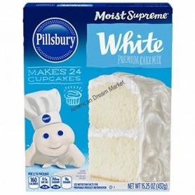 Pillsbury white premium cake mix