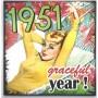 Magnet vintage 1951