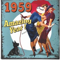 Magnet vintage 1959