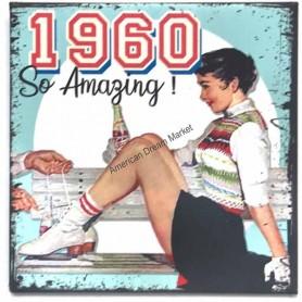 Magnet vintage 1960