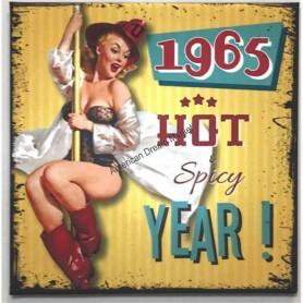Magnet vintage 1965