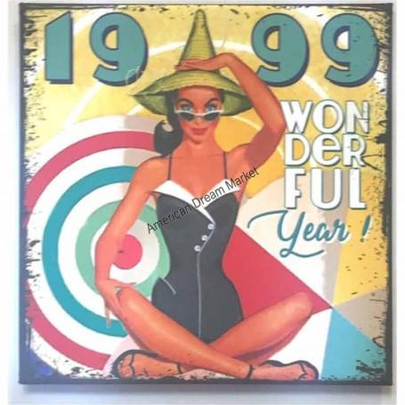 Magnet vintage 1999