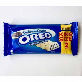 Oreo cookie and creme bar king size