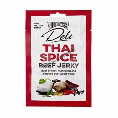 Wild West beef jerky thai spice 25g