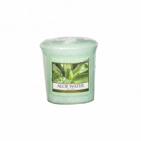 Votive aloe water