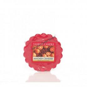 Tartelette mandarin cranberry