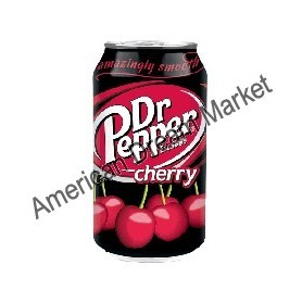 Dr Pepper Cherry Soda a la cerise