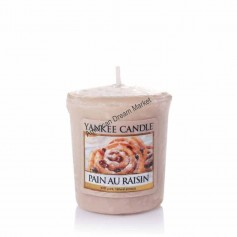 Votive pain au raisin