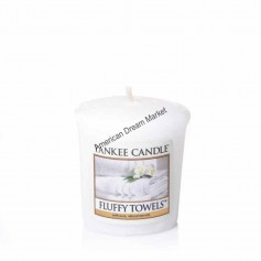 Votive fluffy towel
