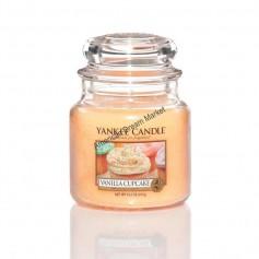 Petite jarre vanilla cupcake