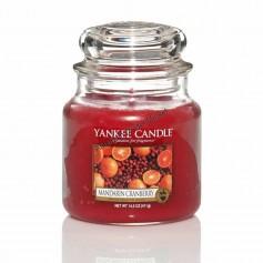Moyenne jarre mandarin cranberry