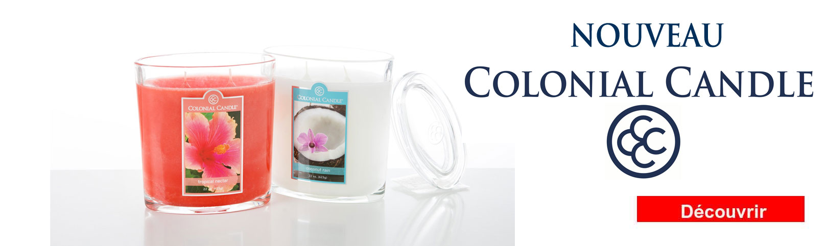 Colonial Candle
