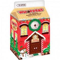 Whoppers christmas milk chocolate box