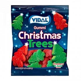Vidal gummi christmas tree