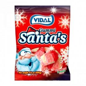 Vidal gummi santa's