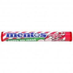 Mentos candy cane