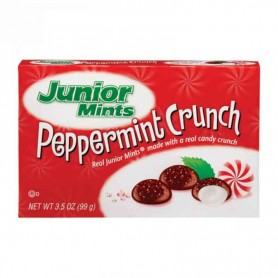 Junior mint peppermint crunch