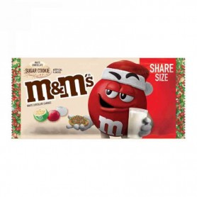 M&m's sugar cookie share size