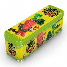 Sour patch kids tin box