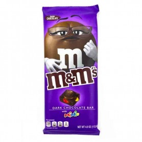 M&m's tablette dark chocolate