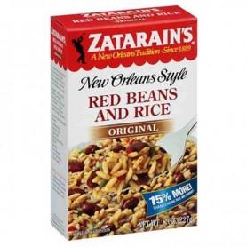 Zararain's red beans and rice