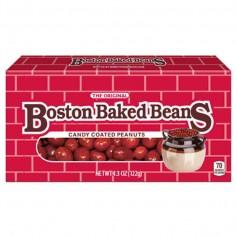 Boston baked beans candy coated peanut