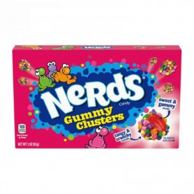 Nerds gummy clusters
