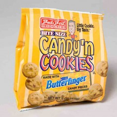 Bud's best cookie candy n cookie