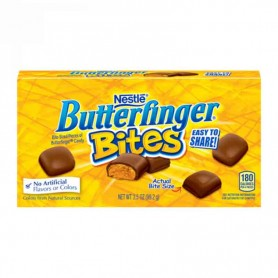 Butterfinger bites theatre box