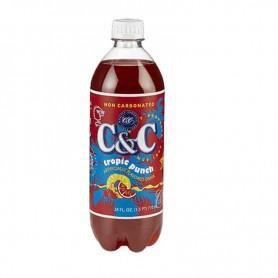 C&C soda tropic punch