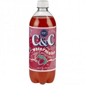C&C soda watermelon