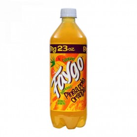 Faygo pineapple orange bottle