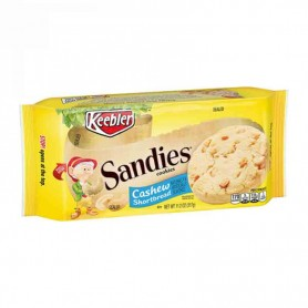 Keebler sandies cashew shortbread